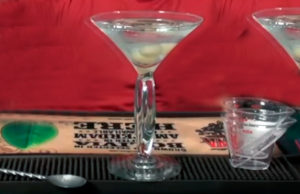 """Коктейль """"Гибсон"""" Рецепты коктейлей с джином"""
