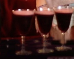 Porto-Ruby коктейль. Коктейли с портвейном