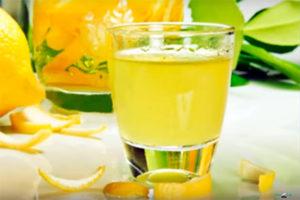 Лимончелло Рецепты коктейлей с водкой