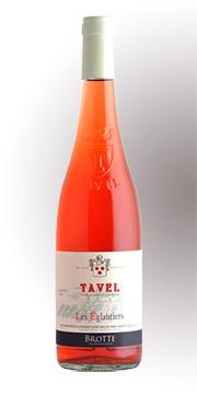 Розовое вино Тавель