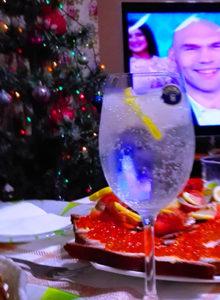 Новогодние коктейли