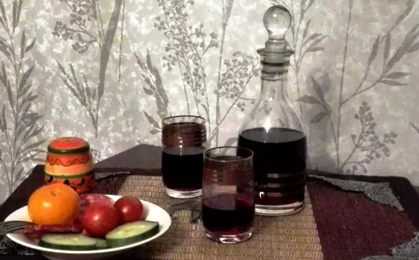 Домашние наливки и настойки