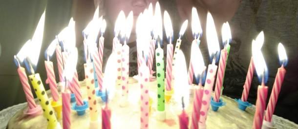 Рецепт вкусного праздничного торта на день рождения